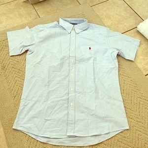 Ralph Lauren Button Up tee Bnwot